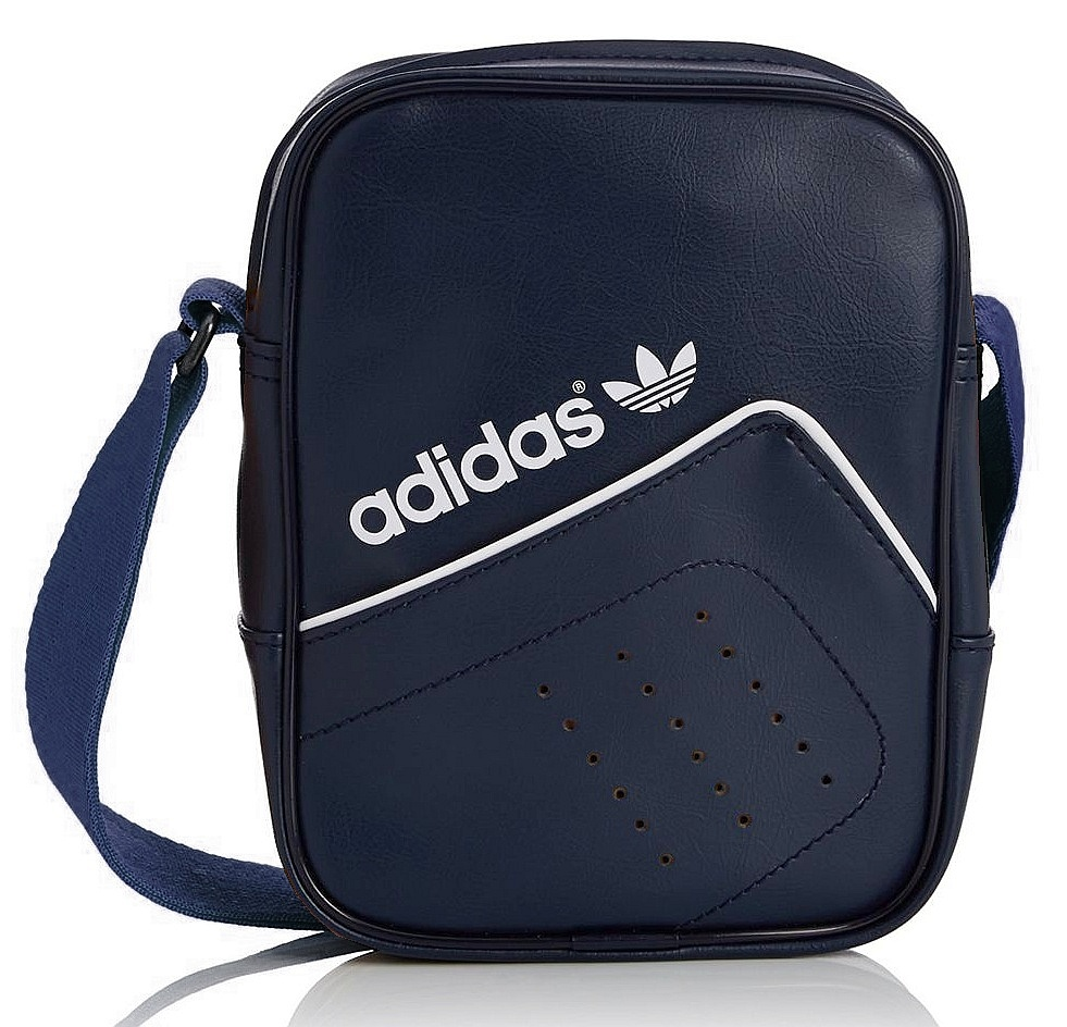 taška adidas Originals Mini Bag Perf - Collegiate Navy White - Snowboard  shop b67ca6083917b