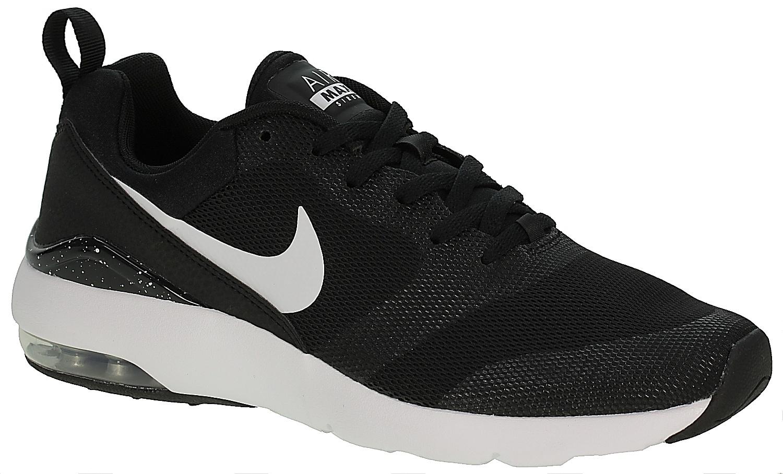 boty Nike Air Max Siren - Black/White/Metallic Silver - Snowboard shop, skateshop - blackcomb.cz