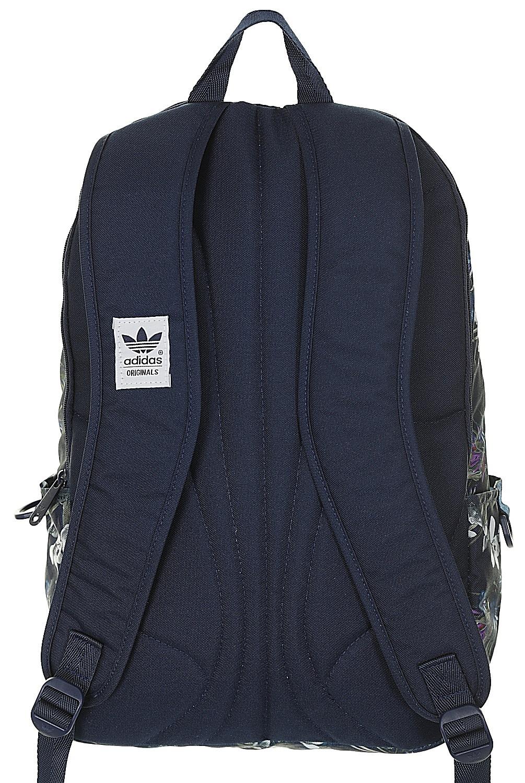 ec1ae9cb51485 ... plecak adidas Originals Dark Floral - Multicolor/Night Indigo/White