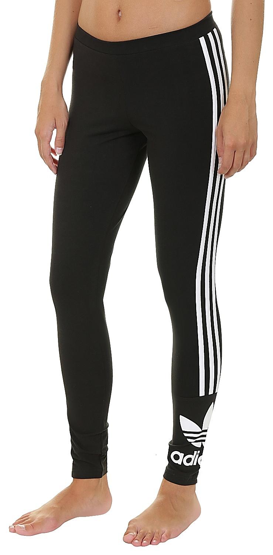 84964a35e2a legíny adidas Originals 3 Stripes - Black - Snowboard shop ...