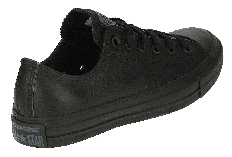 317c672c00866 Boty Converse Chuck Taylor All Star Leather OX - 135253 Black Monochrome    Předchozí Další