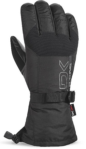 rukavice Dakine Leather Scout - Black L