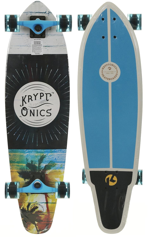 longboard Kryptonics Swallow Sunshine Palm - SK15162511 9x34