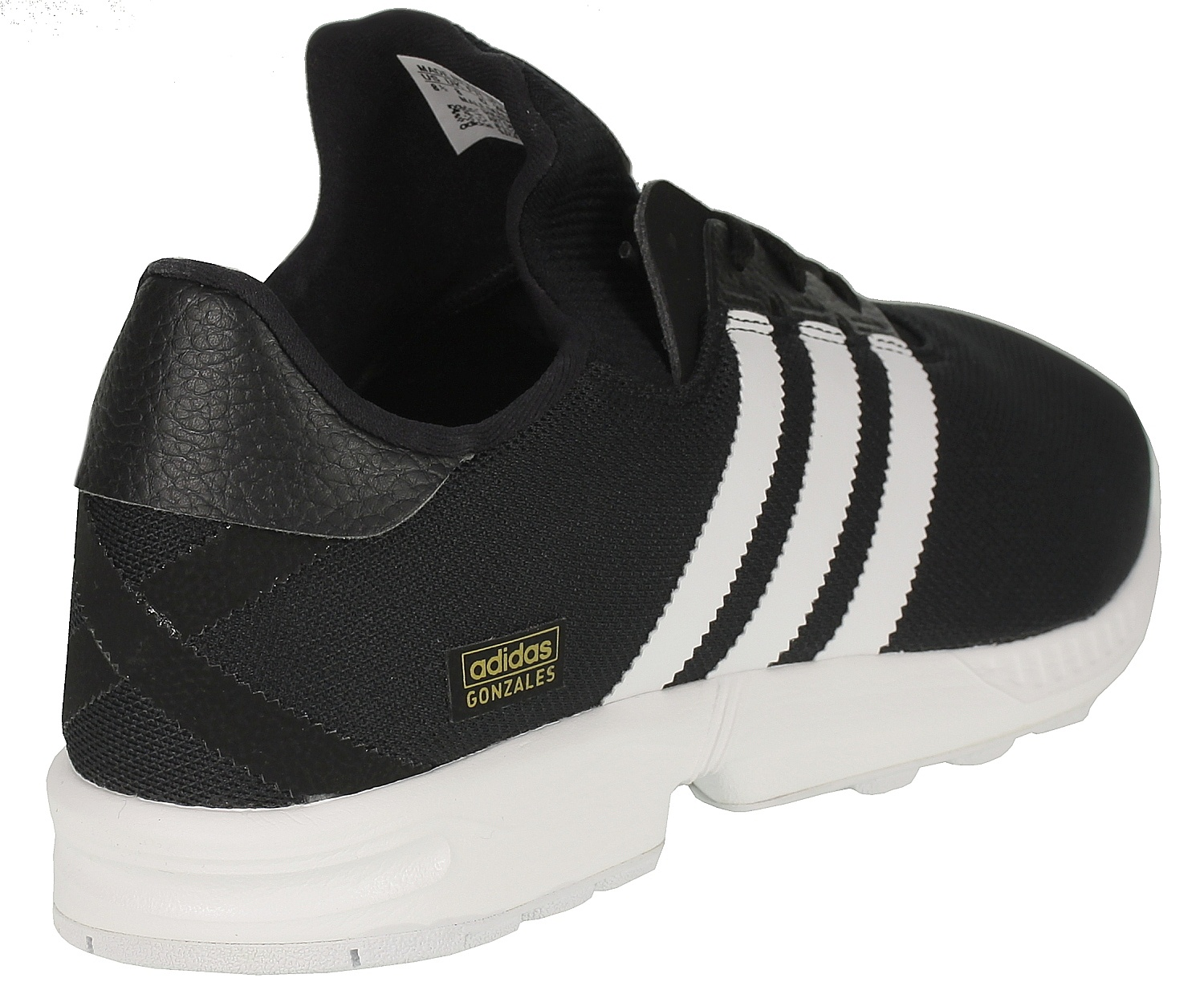 online store cb8de f2876 Yükle (1500x1249)shoes adidas Originals ZX Gonz - Core BlackRunning White  - Snowboard shop, skateshop - blackcomb-shop.eushoes adidas Originals ZX  Gonz ...