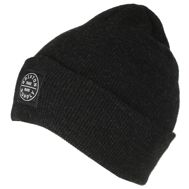 b3731f5ff čiapka Brixton Oath Watch - Washed Black - Snowboard shop, skateshop -  snowboard-online.sk
