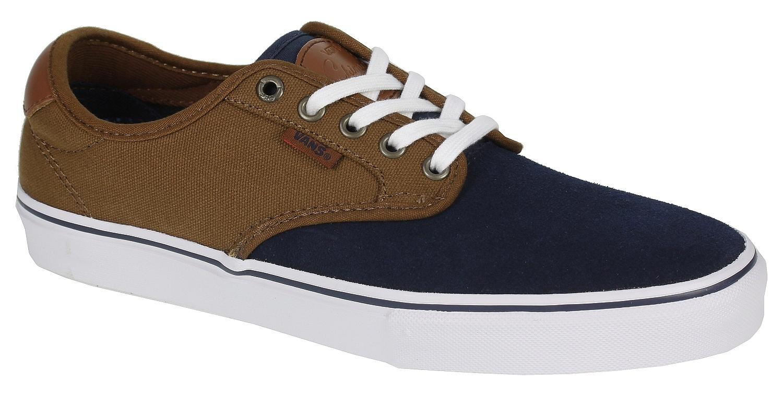 shoes Vans Chima Ferguson Pro - Two Tone/Navy/Tobacco - Snowboard ...