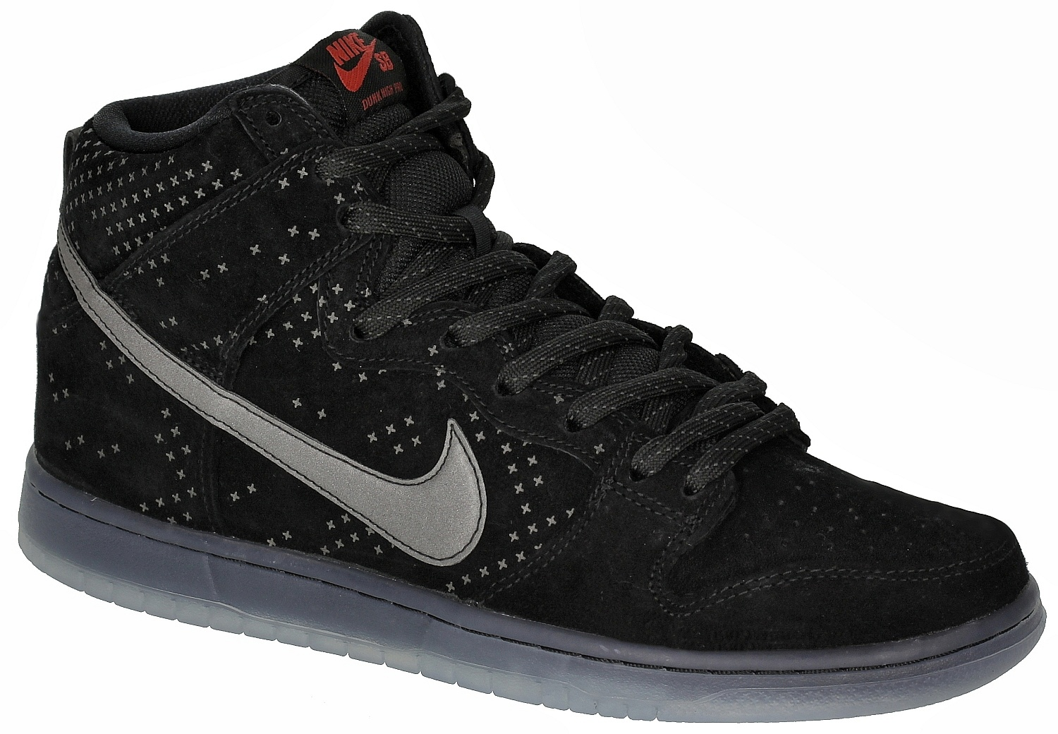 online store 7d5af 0a8ca boty Nike SB Dunk High Premium Flash - Black Black Clear - Snowboard shop,  skateshop - blackcomb.cz
