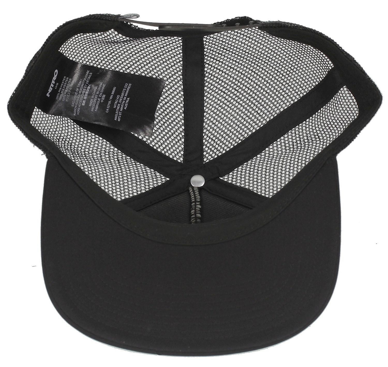 kšiltovka Nitro Bones - Black kšiltovka Nitro Bones - Black ... d830af42d8