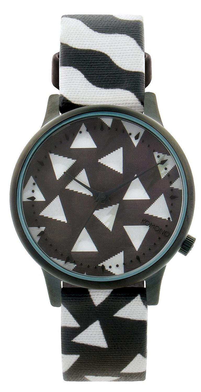 hodinky Komono Estelle   Happy Socks - Black White one size e6bbea69d9