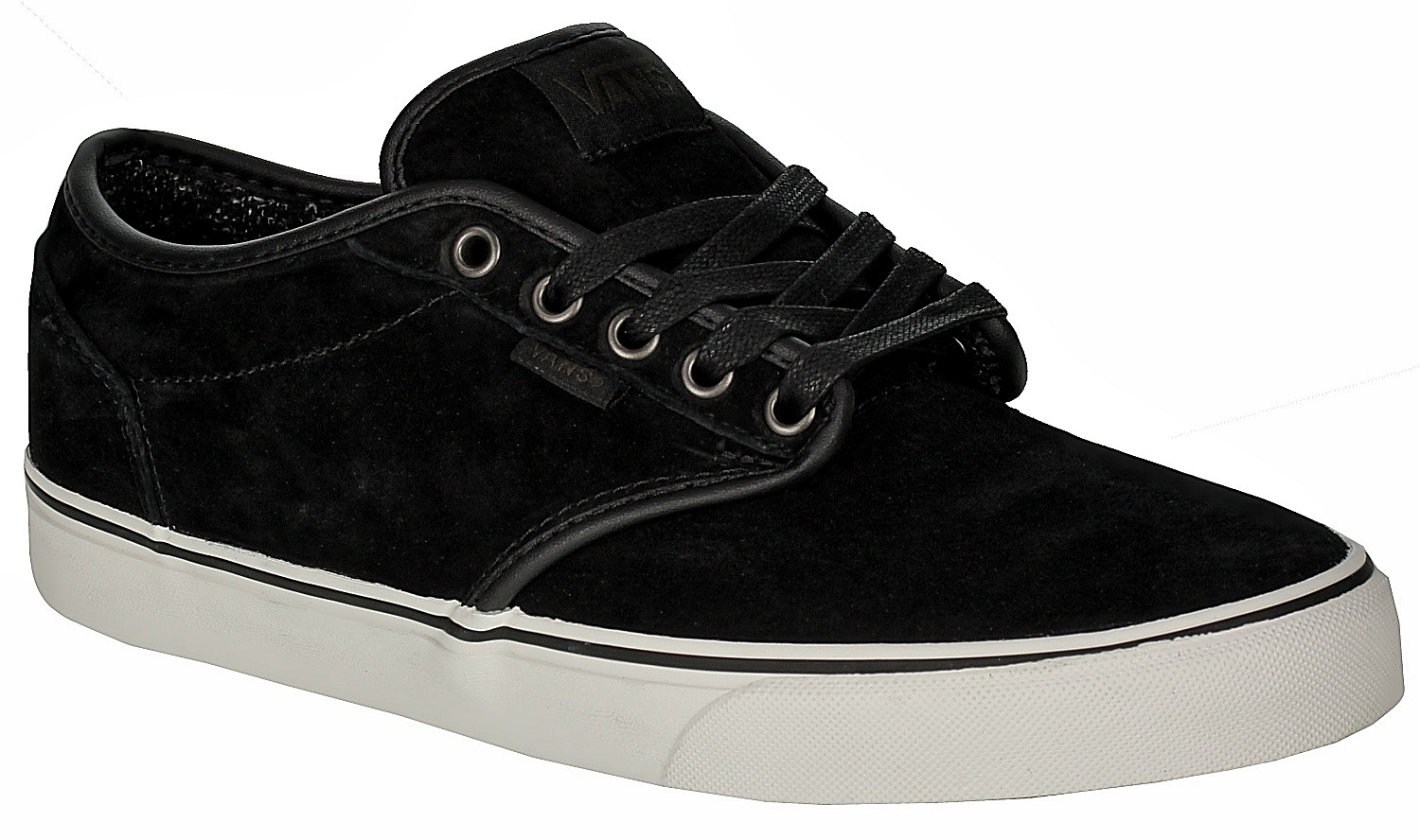 Images Of Black Vans Shoes