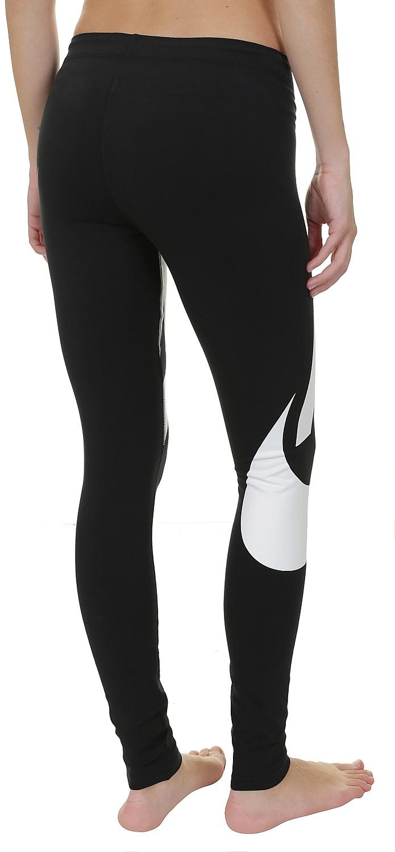 legíny Nike Leg A See Exploded - 010 Black White - Snowboard shop ... 17cdad2c34