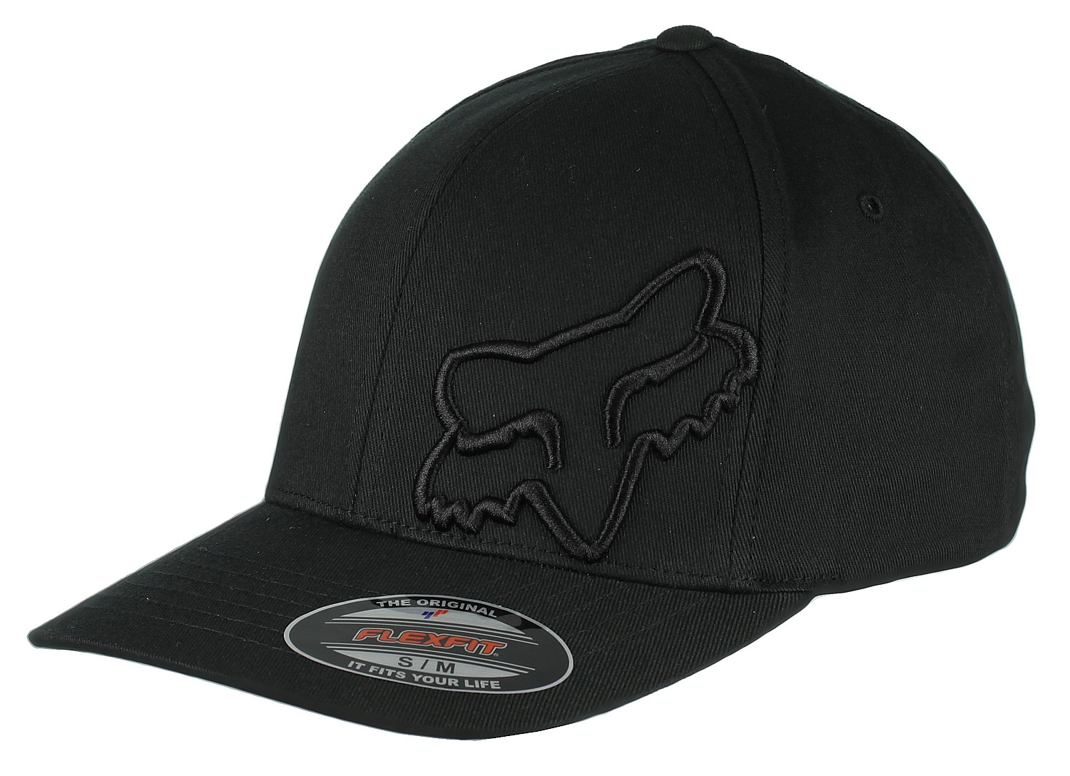 kšiltovka Fox Flex 45 Flexfit - Black L XL fb4976577b
