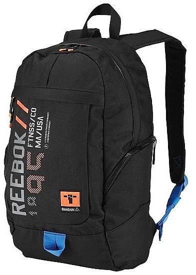 36264d9d7d batoh Reebok Motion Workout Active Pocket - Black - Snowboard shop ...