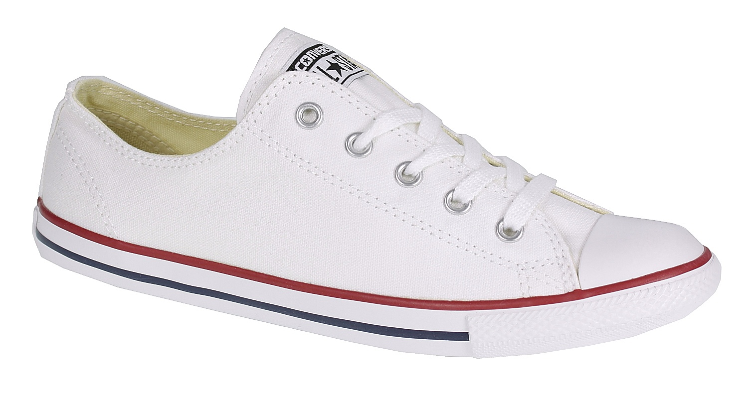boty Converse Chuck Taylor All Star Dainty Canvas OX - 537204/White 35.5