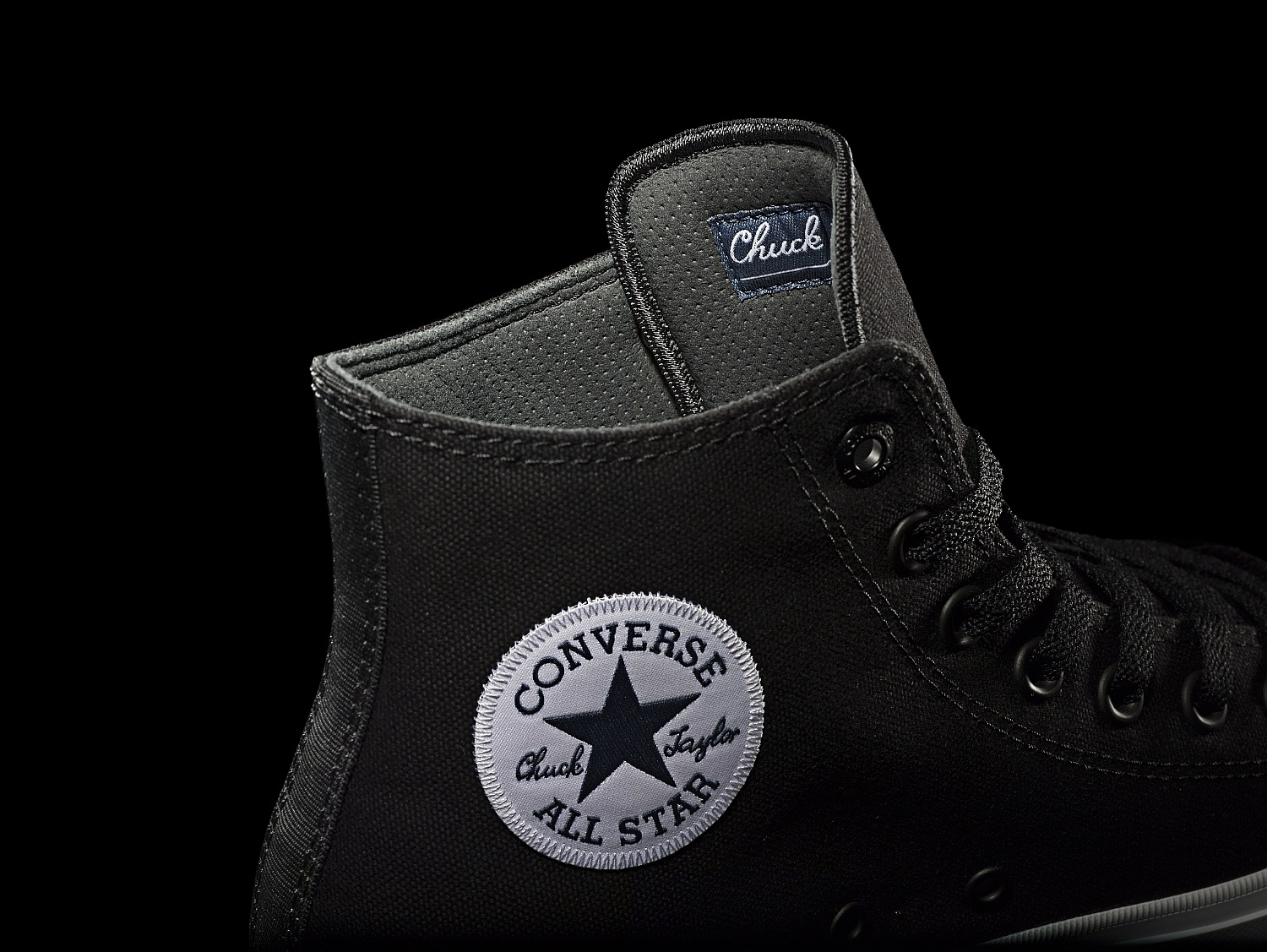 b4c87339bc95 ... boty Converse Chuck Taylor All Star II Hi - 150143 Black White Navy ...