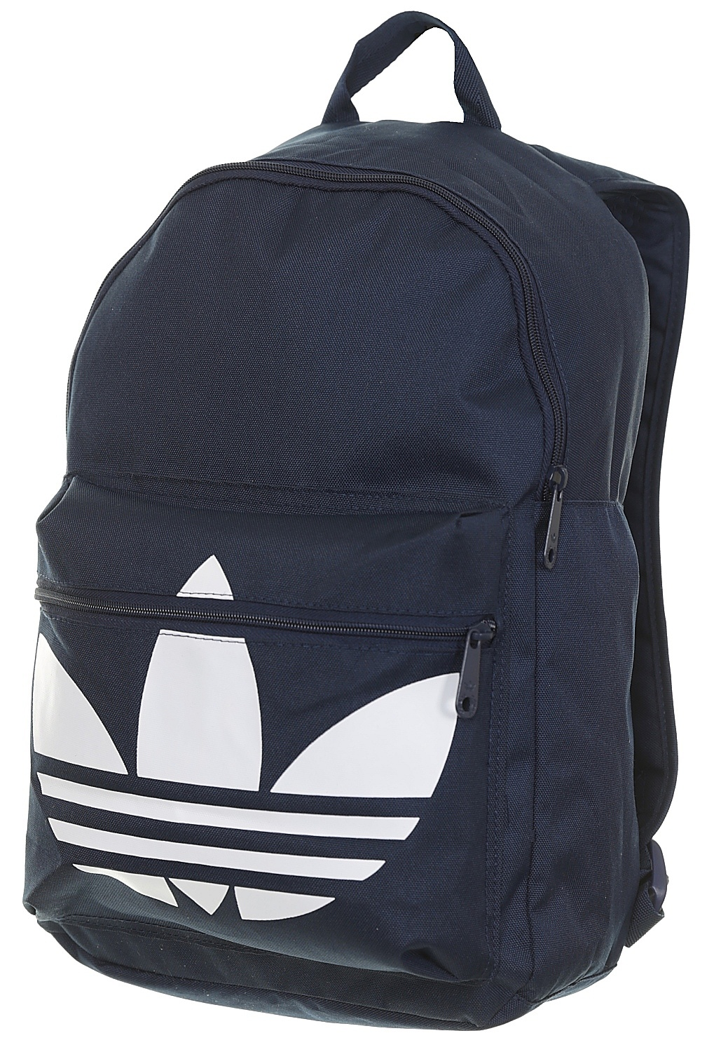 batoh adidas Originals Classic Trefoil - Night Indigo/White ...