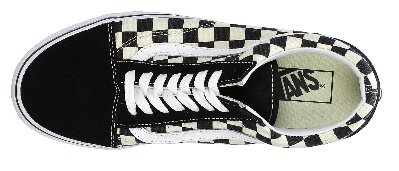 Buty Vans Old Skool (checkerboard / Noir / Espresso) oQWzHwZ