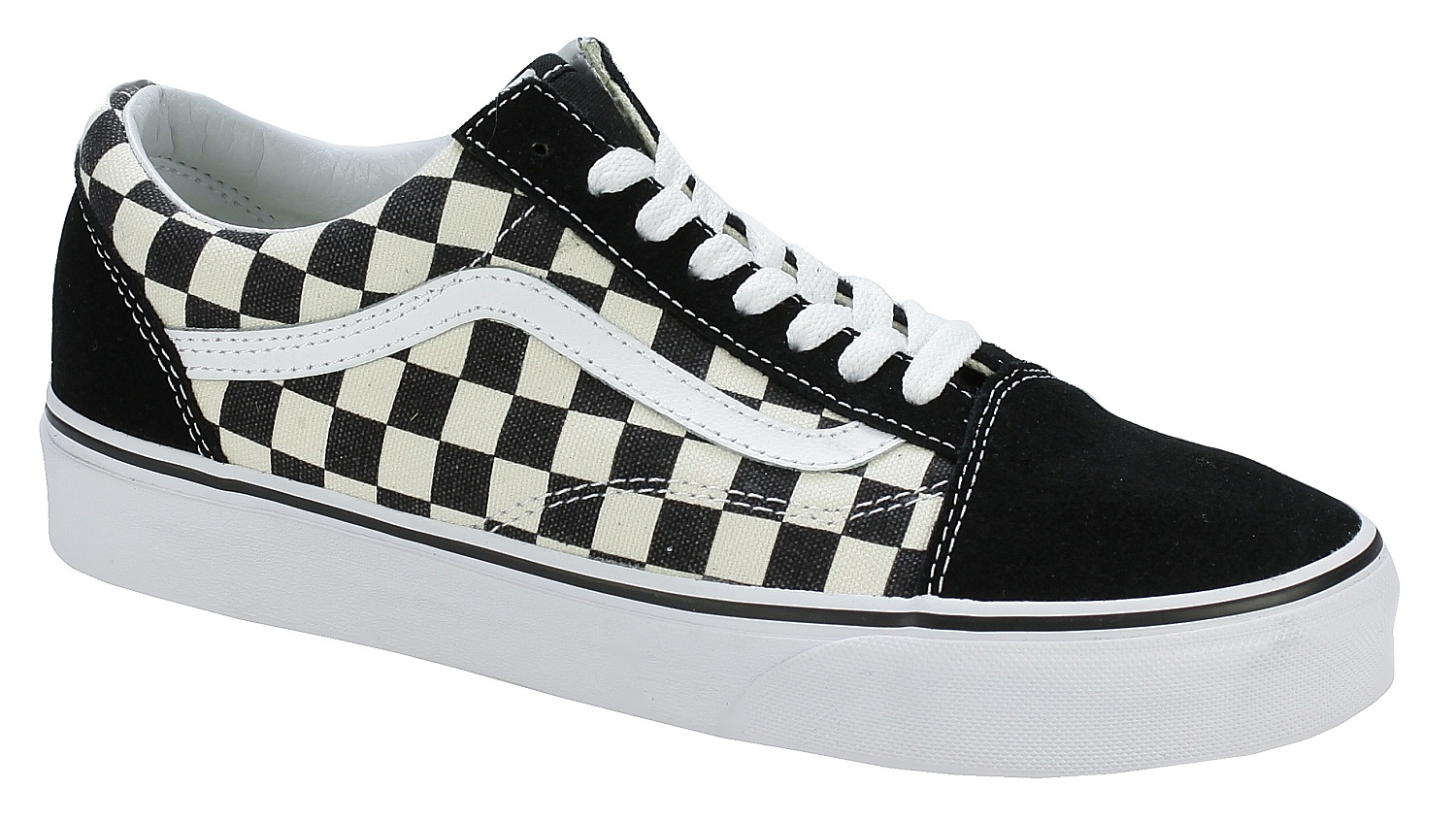 buty vans old skool checkerboard