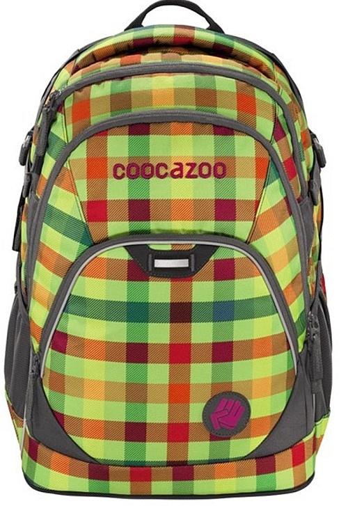batoh Hama - Coocazoo 129873/EvverClevver 2 - Hip To Be Square Green 30 L