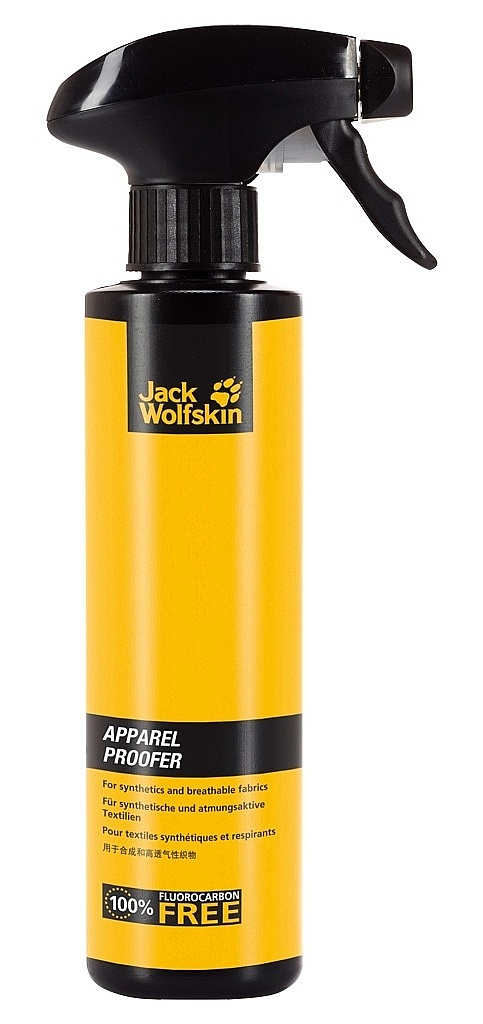impregnace Jack Wolfskin Apparel Proofer - No Color 275 ml