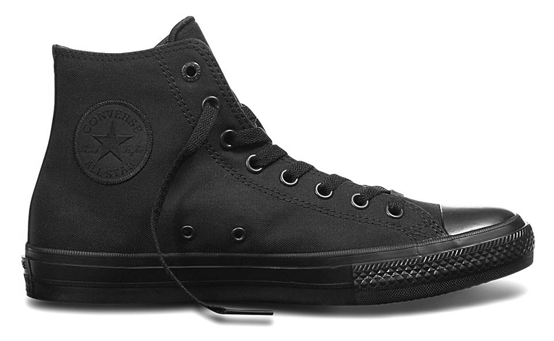 65e364cabe5 boty Converse Chuck Taylor All Star II Hi - 151221 Black Black Black