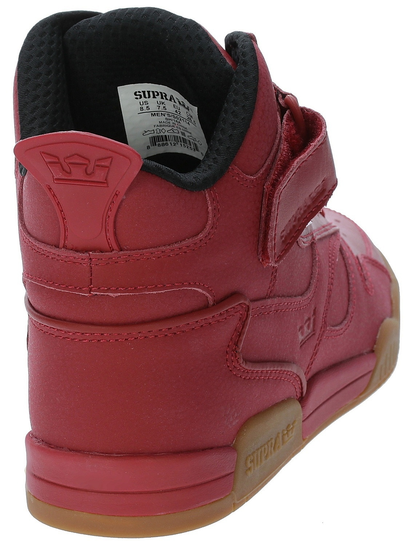topánky Supra Bleeker - Red Gum - Snowboard shop 066a4925c93