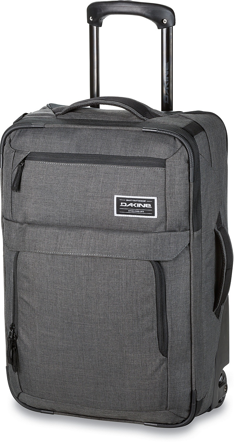 kufr Dakine Carry On Roller - Carbon 40 L