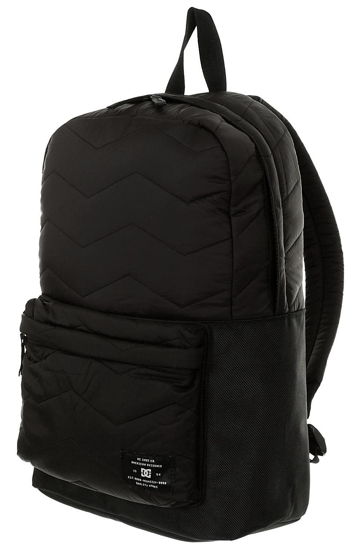 batoh DC Bunker Fabrics Mixed - KVJ0 Black one size 55bf06c51e