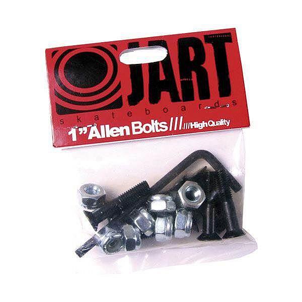 šroubky Jart Mounting Bolts Allen Pack - Black 1