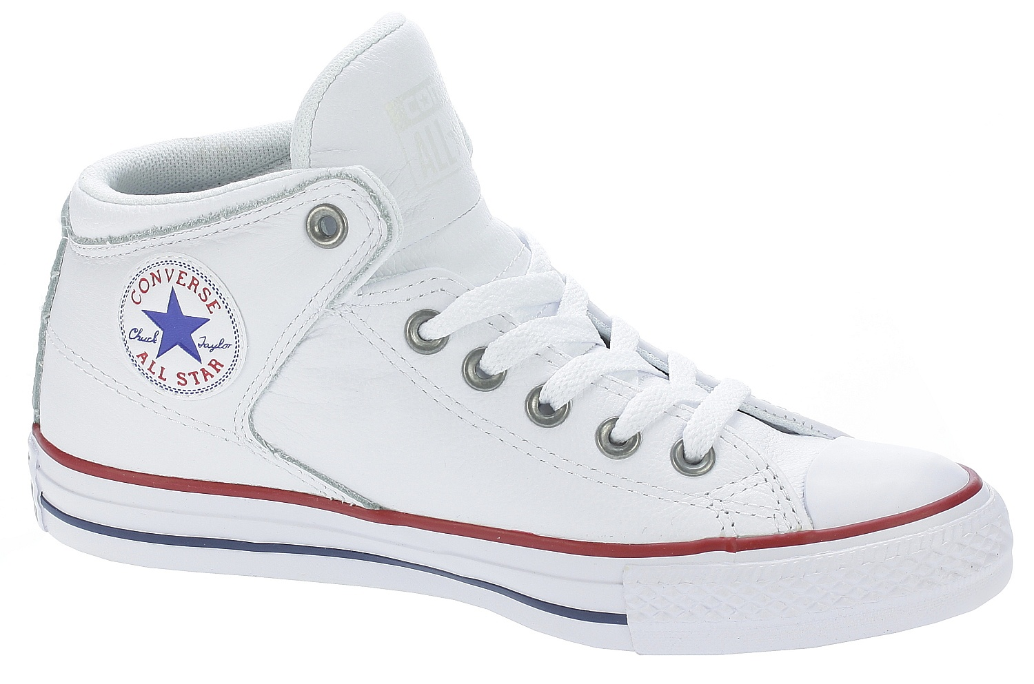 e2ad083d18d topánky Converse Chuck Taylor All Star Hight Street Leather Hi -  151053 White Garnet White - Snowboard shop