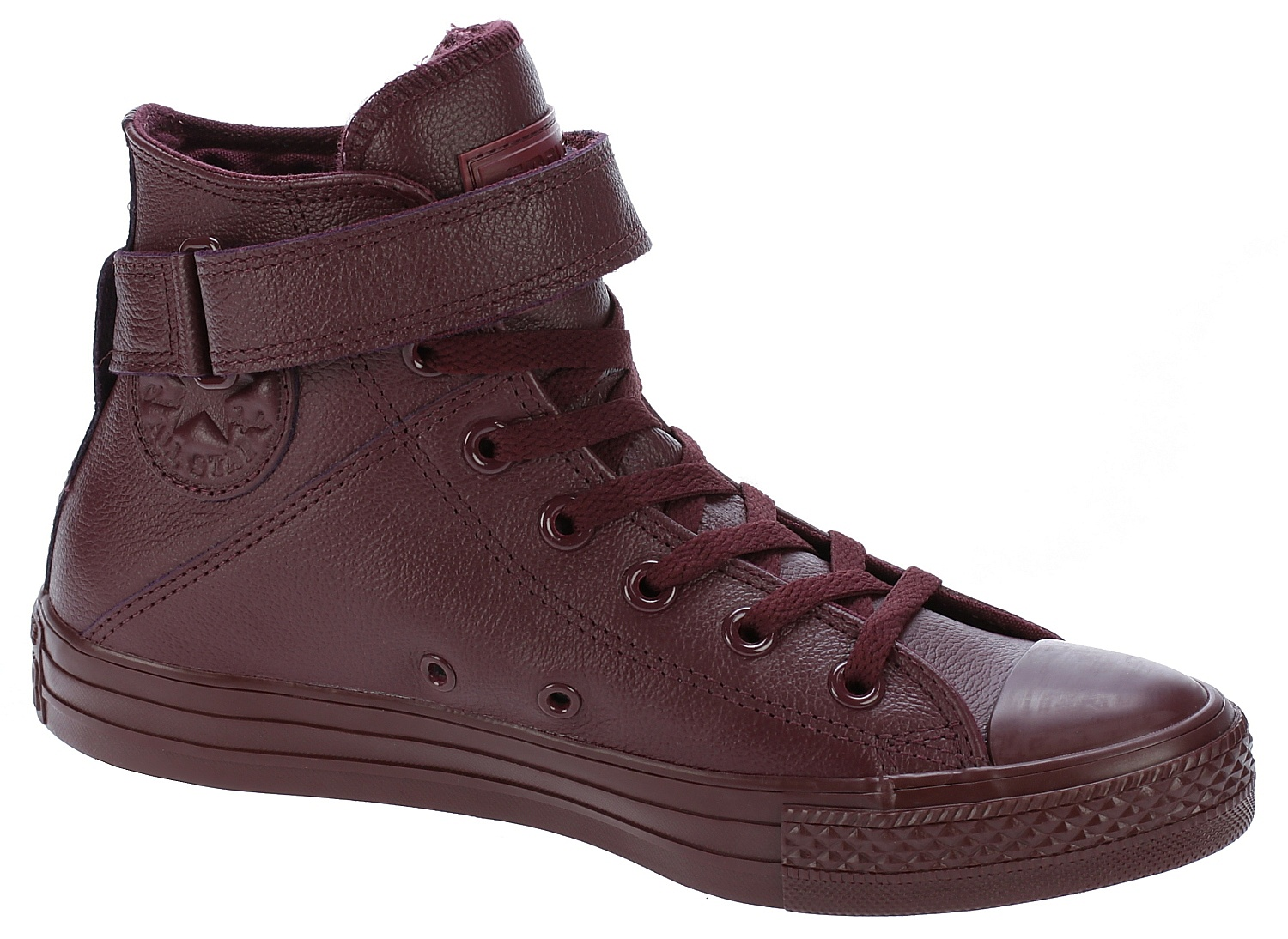 boty Converse Chuck Taylor All Star Brea Leather Hi - 549584 Deep  Bordeaux Deep Bordeaux - Snowboard shop e98b8a1dcee