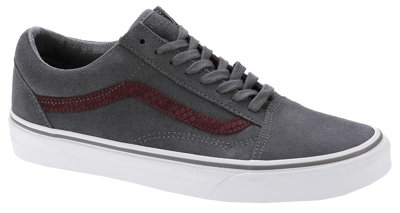 shoes Vans Old Skool - Reptile Gray Port Royale - Snowboard shop ... 1b50e379c