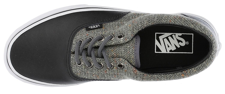 3a1a8261b86073 shoes Vans Era - Wool   Leather Excalibur Black - Snowboard shop ...