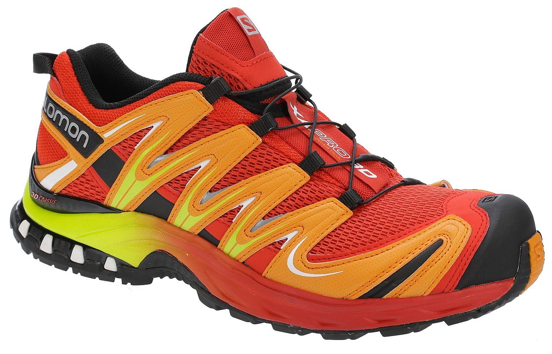 88eefee921eb shoes Salomon XA Pro 3D - Radiant Red Orange Rust Black - Snowboard shop