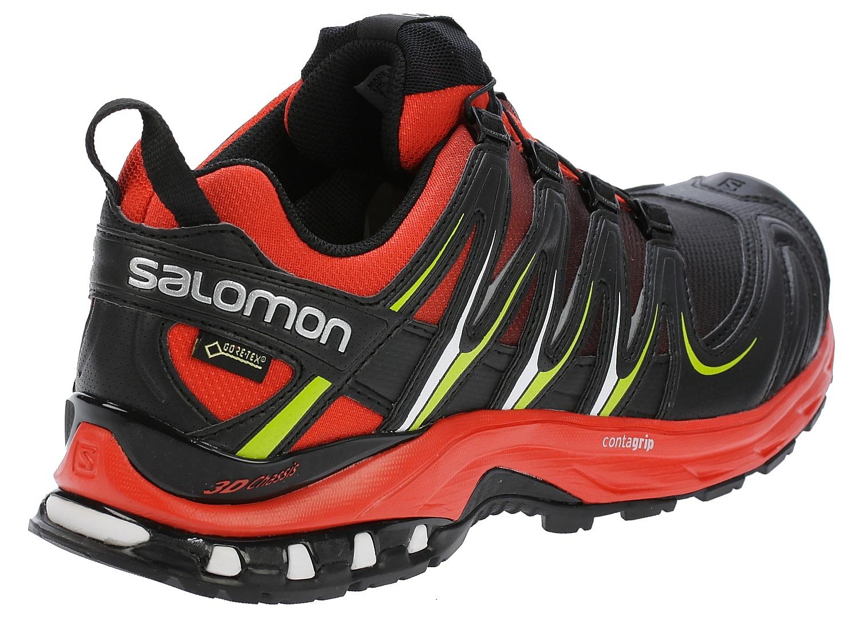 5077045b3365 ... shoes Salomon XA Pro 3D GTX - Radiant Red Black Gecko Green ...