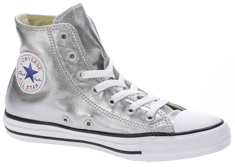 shoes Converse Chuck Taylor All Star Hi - C153177/Gunmetal/White ...