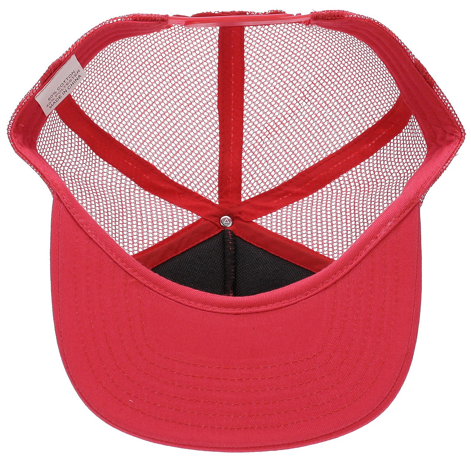 9257088f871 cap Thrasher Embroidered Skategoat Mesh - Red - Snowboard shop ...
