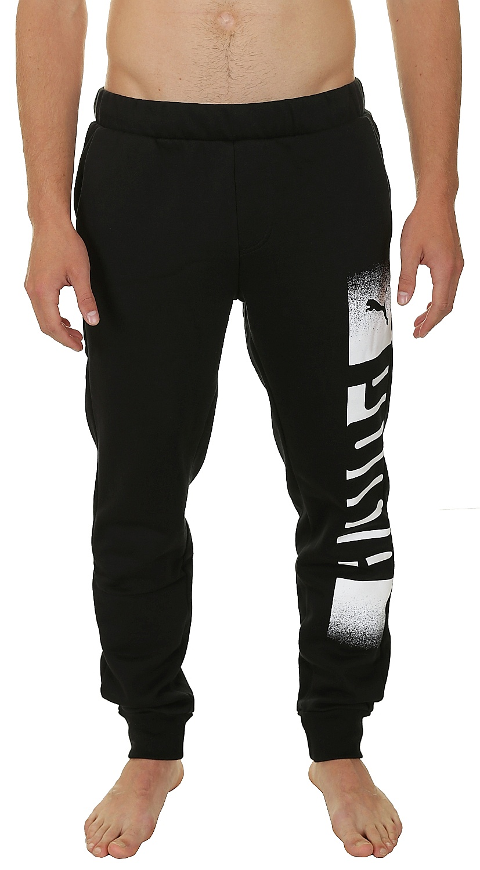 tepláky Puma Rebel - Cotton Black - Snowboard shop 5db458ff53