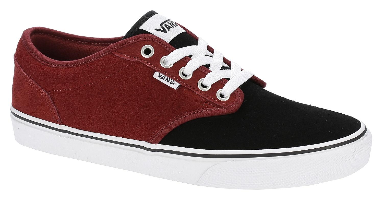 shoes Vans Atwood - Varsity Red Black - Snowboard shop aea96eb23adf