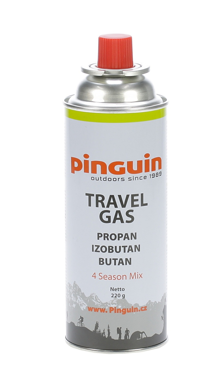 plynová kartuš Pinguin Cartridge 220 - No Color 220 g