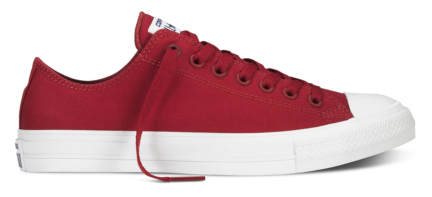 boty Converse Chuck Taylor All Star II OX - 150151 Salsa Red White Navy -  Snowboard shop 52dda9e5b3