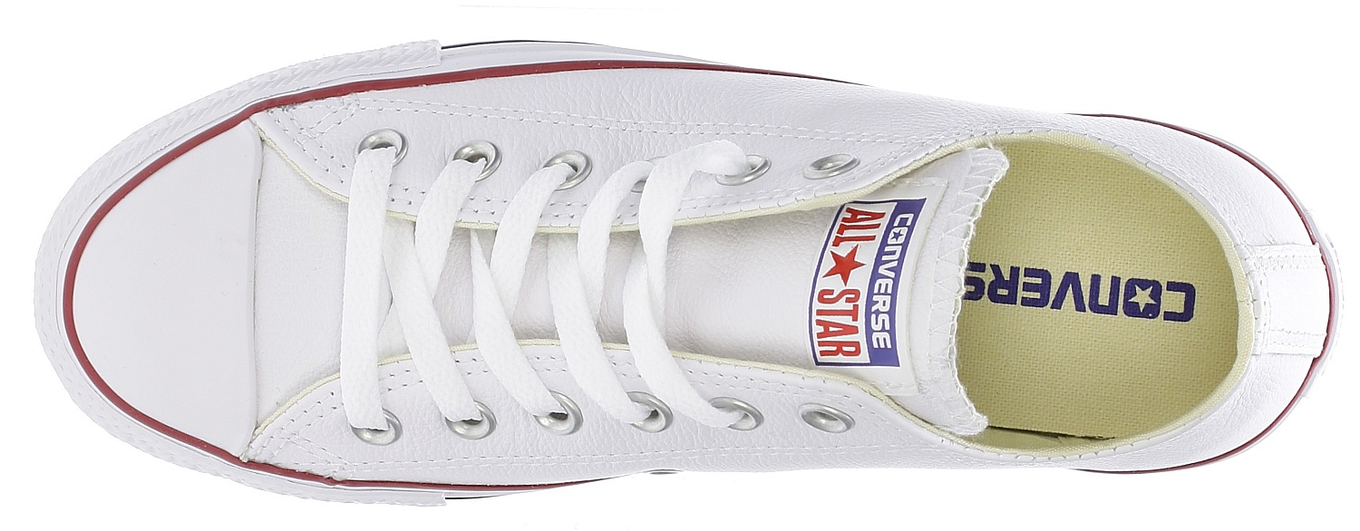 buty Converse Chuck Taylor All Star Leather OX - 132173/White