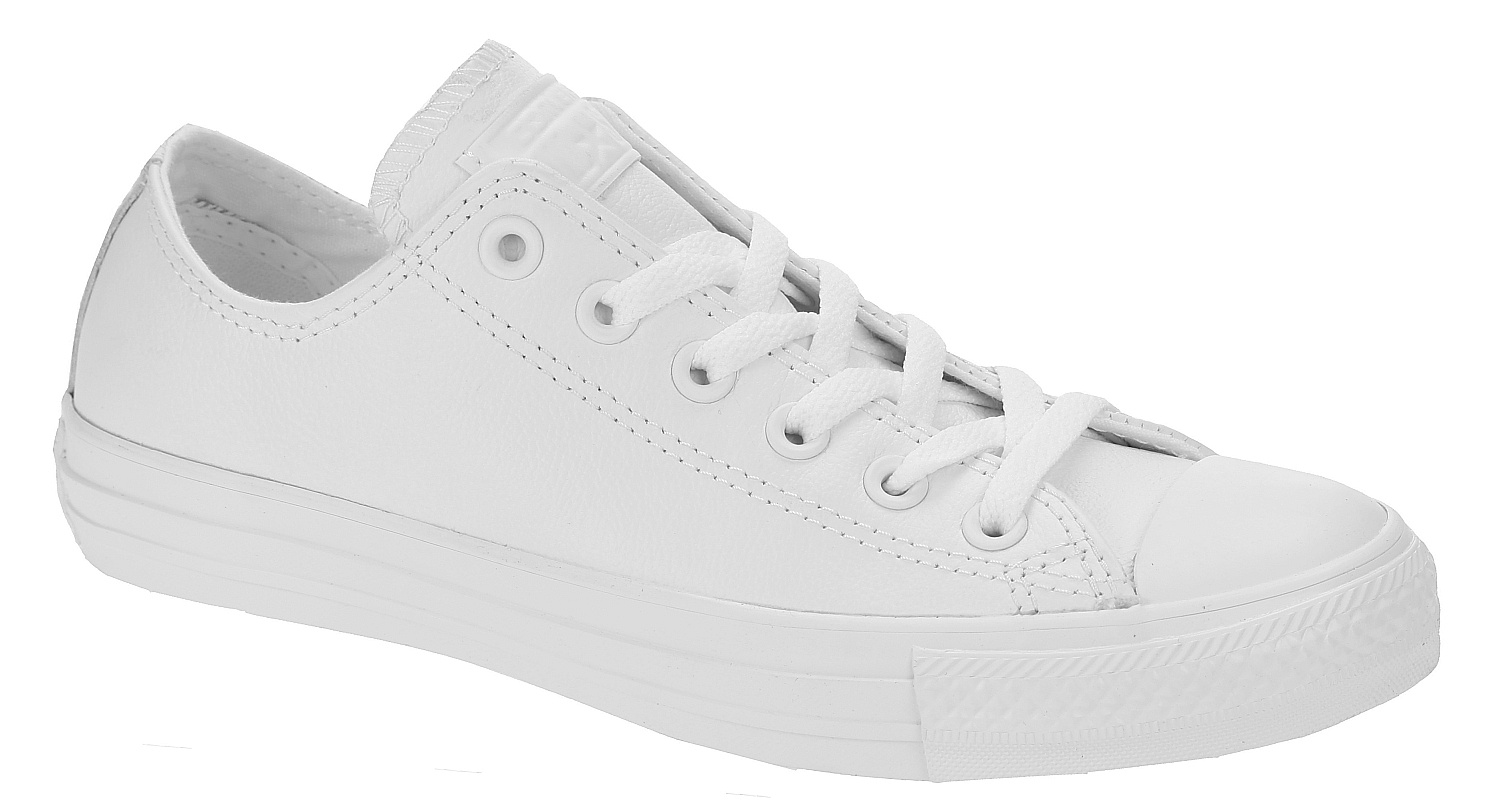 boty Converse Chuck Taylor All Star Leather OX - 136823 White - Snowboard  shop 4e17705d102