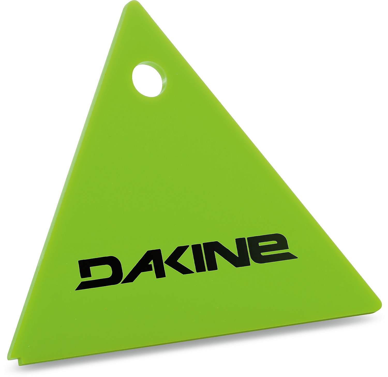 škrabka Dakine Triangle Scraper - Green one size