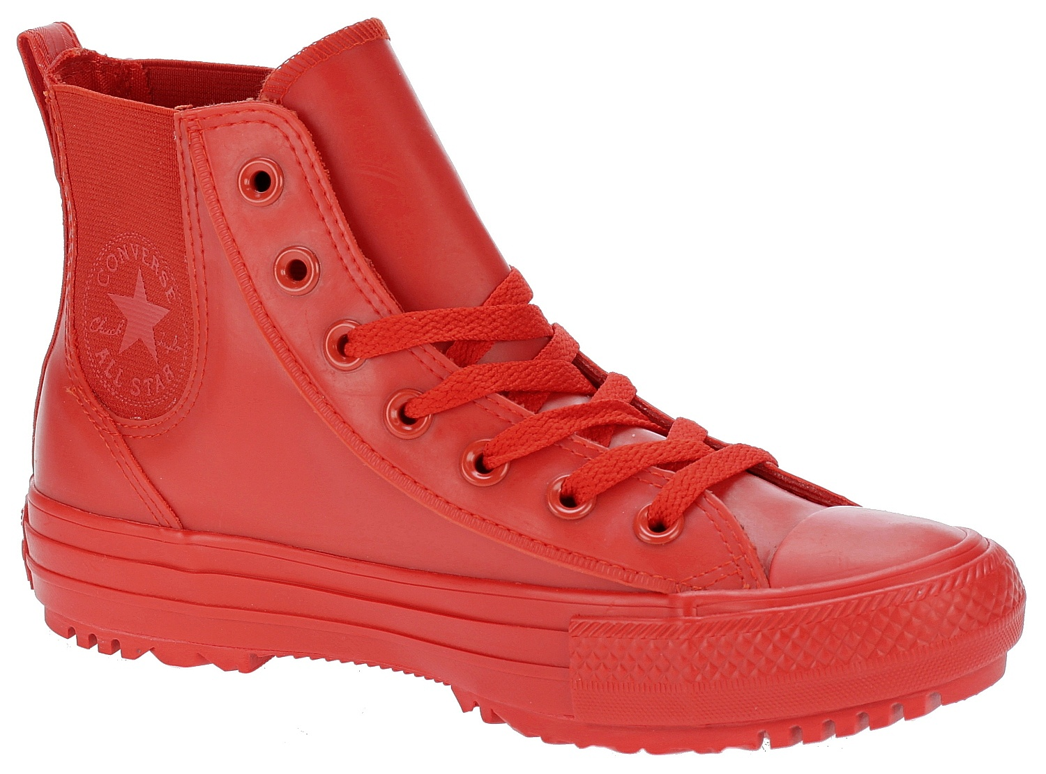 7d9886c92c0 boty Converse Chuck Taylor All Star Chelsea Rubber Boot Hi - 553265 Signal  Red Signal Red - Snowboard shop
