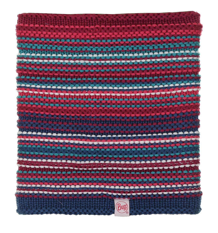 73038c25d96 nákrčník Buff 113537 Knitted   Polar - Amity Pink Cerrise Gray Vigore