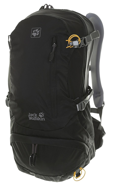 best sale promo codes low priced backpack Jack Wolfskin ACS Hike 24 - Black - Snowboard shop ...