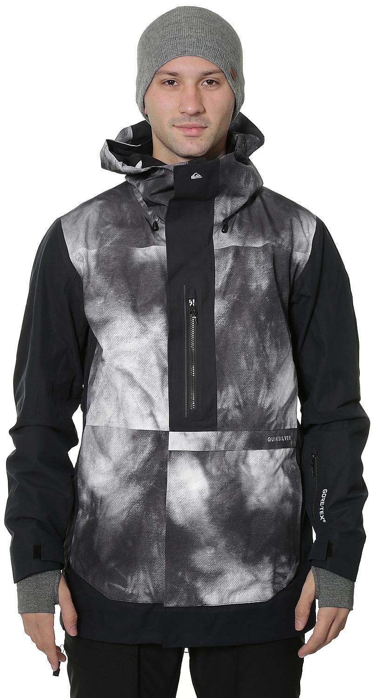 c8a54edb3032 jacket Quiksilver Travis Rice Exhibition 2L Gore-Tex - KVJ6 Tempeta Caviar  - Snowboard shop