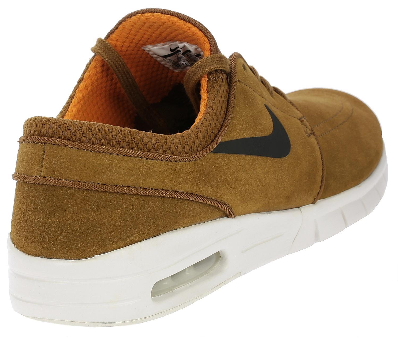 07665fc1be9 ... shoes Nike SB Stefan Janoski Max L - Hazelnut Black Ivory Clay Orange  ...