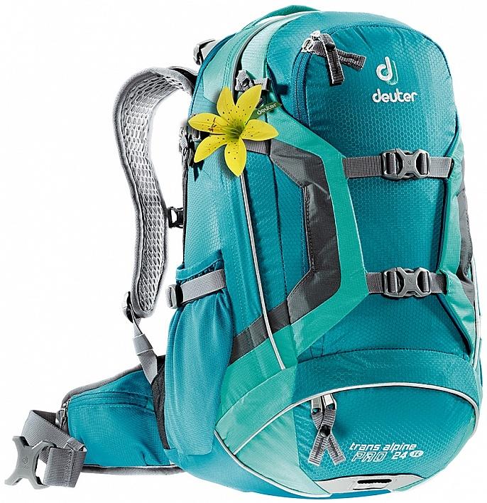 batoh Deuter Trans Alpine Pro 24 SL - Petrol Mint 24 L e6836834a0